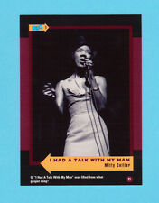 Mitty Collier Soul Music Collector Card  Have a Look!