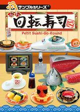 Re-Ment Miniature Puchi Petit Sushi Go Around Full set of 8 pcs