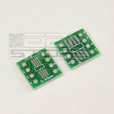 2 pz Adattatore SOIC8 8 pin zoccoli integrati DIL 8 SOP - ART. GA01