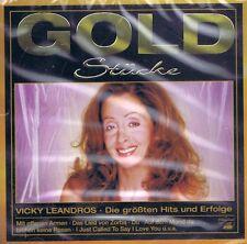 CD Audio Nouveau/OVP-vicky leandros-Gold morceaux-les plus grands hits et succès