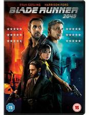 Blade Runner 2049 DVD (2018) Harrison Ford,cert 15 Great Value BRAND NEW SUPERB