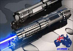 X6 1MW 450nm Blue Laser Pointer 405nm Purple Laser Beam 520nm Green Laser Pen AU
