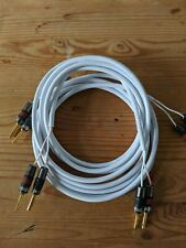 The Chord Company Rumour 2 speaker cable Terminated