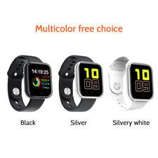 Reloj inteligente GM20 BT heartrate la presión arterial Fitness Tracker IP67 Deporte Pulsera