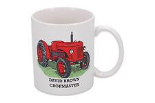 A David Brown Cropmaster vintage tractor mug