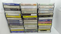 42 Different Classical Music Cassette Tape Collection