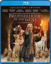 Brotherhood of the Wolf (Blu-ray)(Region A)
