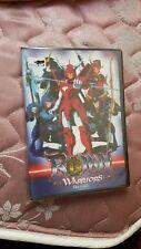 Ronin Warriors Vol. 1: The Call (DVD) Bandai R1 *RARE OOP*
