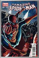 AMAZING SPIDER-MAN (Vol. 3) #1 - Grade NM - Pop Mhan Variant Cover!