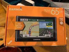 "Garmin Nuvi 65LM GPS 6"" Navigation System w/ Car Charger Bundle"