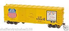 Red Caboose # 38578 - 05  1937 Dbl Door Box UP/Auto Railway # 519089 HO MIB