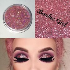 **Barbie Girl** Loose glitter pot ~ Cosmetic Grade **Free P&P**