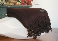 High Quality Cashmere Scarf Wrap shawl Winter Warm For men & Women Brown
