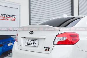 Rexpeed Style Duckbill Trunk Spoiler For 2015-2020 Subaru WRX/STI (UNPAINTED)