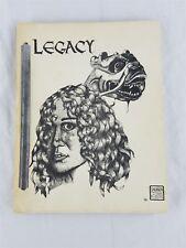 LEGACY JUNE 1978 SMALL PRESS TSR Dungeons & Dragons AD&D D&D