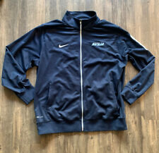 Nike Dri-Fit Men's Navy Blue Jacket USD University of San Diego Size XL Golf