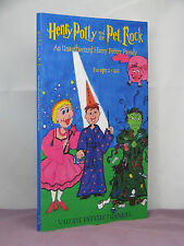 1st, signed by author, Henry Potty and the Pet Rock by Valerie Frankel (2006)