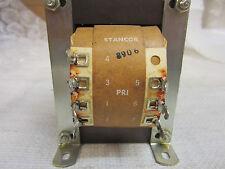 STANCOR RECTIFIER TRANSFORMER RT-204 117V 50/60