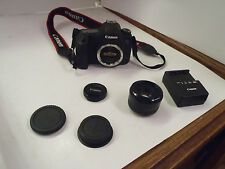 CANON EOS 6D DIGITAL SLR CAMERA W/ 50MM CANON LENS