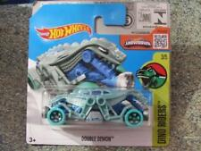 Voitures, camions et fourgons miniatures verts Hot Wheels 1:64