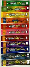 NERDS ROPES Medicated Empty Packaging set of 100 Bags - top prices