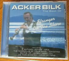 Stranger On The Shore - The best of Acker Bilk - used but in excellent condition