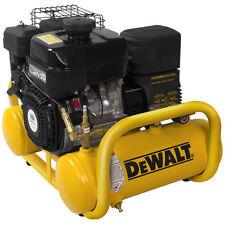 DeWalt 169cc 4-Gallon Twin Stack Gas Air Compressor