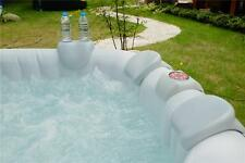 6 PERSON SQUARE INFLATABLE HERCULES 2017 DELUXE HOT TUB SPA JACUZZI FREE EXTRAS