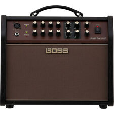 Boss ACS Acoustic Singer Live LT 60w Acoustic Guitar Amp Combo Amplifier, Mic In