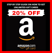 PDF GUIDE ▶️🔥Get Amazon Online Shopping Gift Card 5-20% OFF Discount 🔥