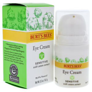 Burt's Bees Sensitive Eye Cream 14.75 ml Skincare