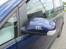 el. Außenspiegel links VW Touran indigoblau LB5N blau Spiegel beheizbar