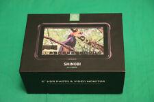 "Atomos Shinobi 5.2"""" 4k HDMI Monitor ATOMSHBH01"