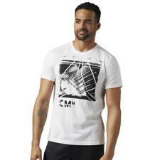 Vêtements et accessoires de fitness blancs Reebok