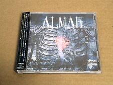 ALMAH / EDU FALASCHI VICP-63524 JAPAN CD w/OBI q548 angra nightwish stratovarius