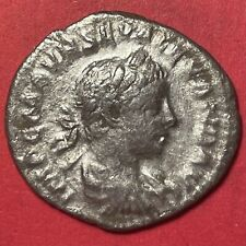 Severus Alexander Silver Denarius, RIC 11, 222 AD, 2.3g