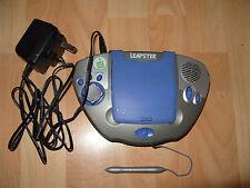 LEAP FROG LEAPSTER Multimedia Centre d'apprentissage + Adaptateur secteur