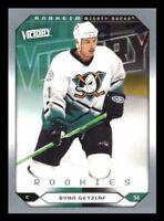 2005-06 Upper Deck Victory #280 Ryan Getzlaf RC Rookie Card