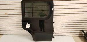 09-10 Nissan Cube Rear Right Door Assembly Black B20