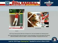 2019 TOPPS OPENING DAY BASE CARDS (CHOOSE YOUR CARD) KIKUCHI RC'S