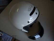 GMAX GM-2 OPEN-FACE HELMET WHITE XL