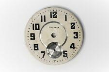 18S Hampden Pocket Watch Metal Dial 1001