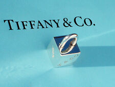 Tiffany & Co 1837 Cube Lock Padlock Sterling Silver Charm ONLY