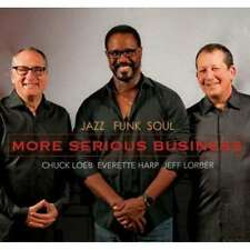 Jazz Funk Soul - More Serious Business Nuovo CD