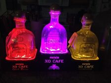 Patron Tequilla LED Light Display