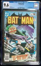 Batman #323 CGC 9.6 2nd App.TIMOTHY FOX Future State Batman Catwoman app.