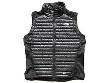 The North Face Series 800 Down Puffer Vest Full Zip Pockets Black Men's