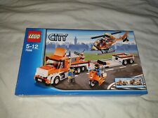 LEGO City Helicopter Transporter (7686) New