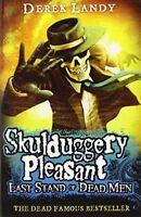 Last Stand of Dead Men (Skulduggery Pleasant) by Landy, Derek | Paperback Book |
