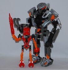 Lego Bionicle 8557 (Exo-Toa) & free EXTRA! (8534 TAHU) Complete